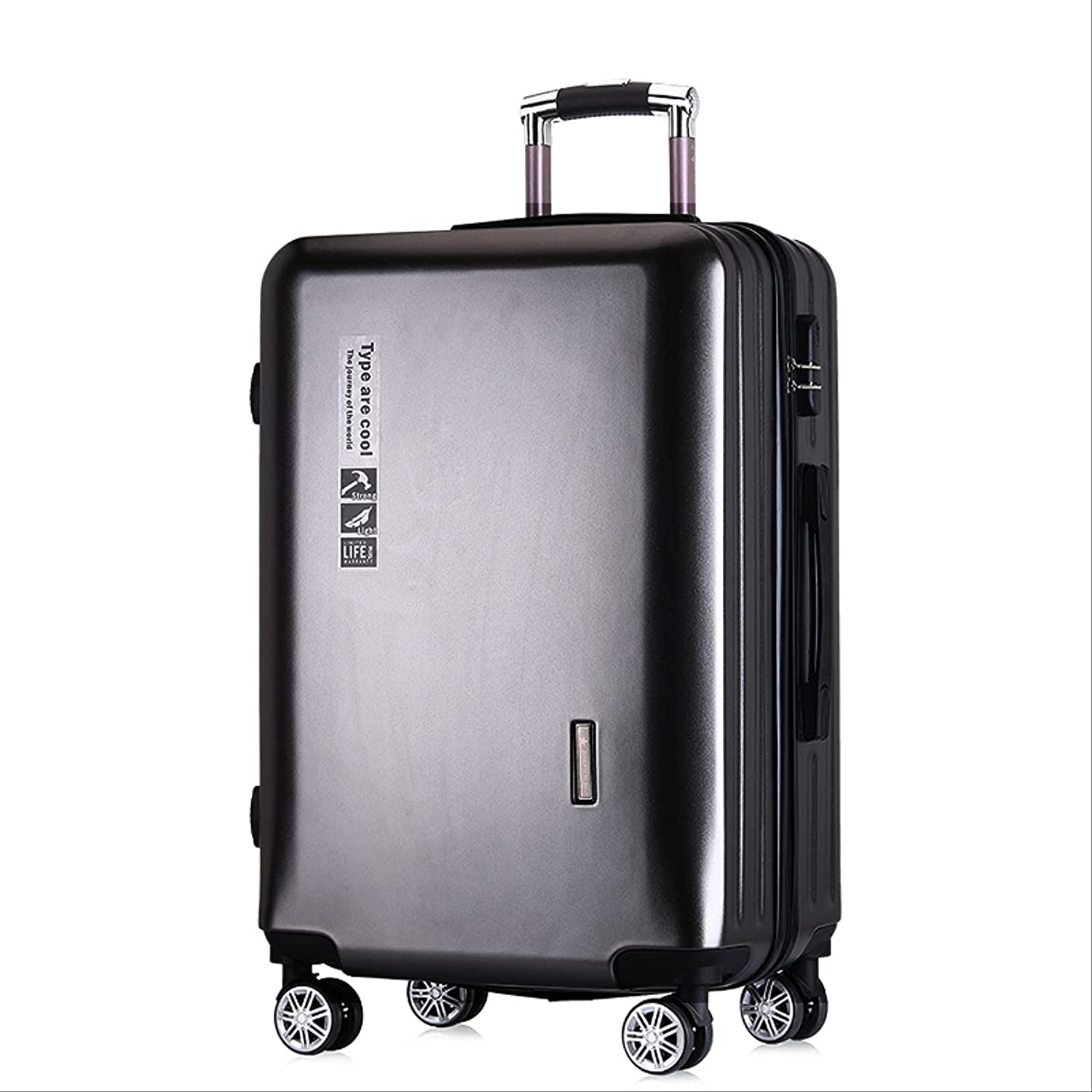 CZJC Universal Wheel New life Pc Frame Suitcase Be super welcome Aluminum Trolley