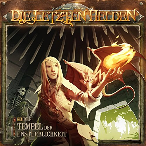 Der Tempel der Unsterblichkeit     Die Letzten Helden 11              By:                                                                                                                                 David Holy                               Narrated by:                                                                                                                                 Dietmar Wunder,                                                                                        Kim Hasper,                                                                                        Eckart Dux,                   and others                 Length: 2 hrs and 39 mins     Not rated yet     Overall 0.0