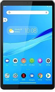 "Lenovo Tab M8 Tablet, Display 8"" HD, Processore MediaTek Helio A22, 32GB espandibili fino a 128GB, 2GB RAM, WiFi+LTE, Andr..."