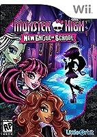 Monster High: New Ghoul in School (輸入版)