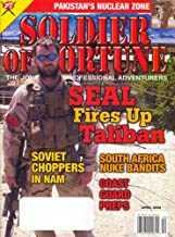 Soldier Of Fortune, April 2008 Issue
