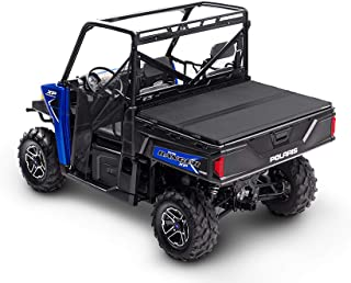 Extang Solid Fold 2.0 Hard Folding Truck Bed Tonneau Cover | 83112 | fits 2018-2019 Polaris Ranger UTV 1000 w/tailgate lock (36.5