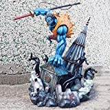 Homejuan ONE Piece Gekko Moria Nightmare Monkey D. Luffy Action Figure Anime Character Model Children's Collection Toys Gift
