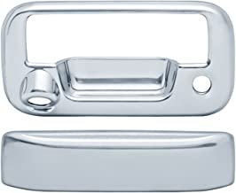 Brite Chrome 11117 Chrome Tailgate Handle Cover with Backup Camera