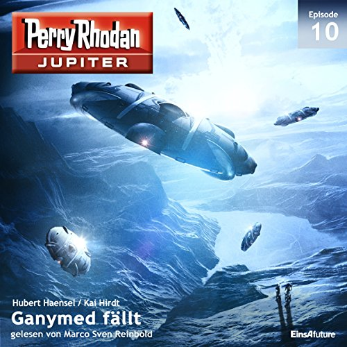 Ganymed fällt cover art