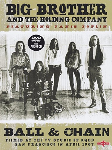 Big Brother & The Holding Company - Ball and Chain (+ Audio-CD) [2 DVDs]