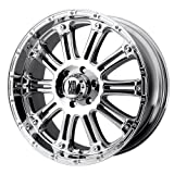 xd series hoss - XD-Series Hoss XD795 Chrome Wheel (18x9