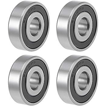 Sfere per cuscinetti in acciaio cromato G10 diametro assortito 16mm Sourcingmap