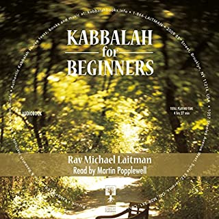 Kabbalah for Beginners cover art