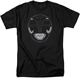 Power Rangers Masks Helmets T Shirt & Stickers
