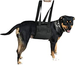 MIAODI Dog Lift Harness Support Sling Helps Dogs with Weak Front or Rear Legs