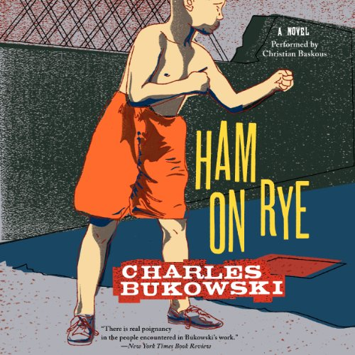 Ham on Rye audiobook cover art