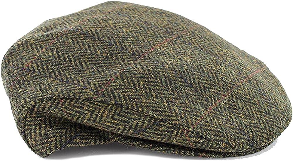 Mucros Weavers Irish Max 87% OFF Beauty products Trinity Flat Men Cap for Hat Newsboy