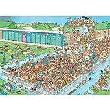 Jumbo Spiele- Puzzle, Multicolor (Difuzed 20040)