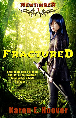 Fractured (Newtimber Book 1) (English Edition)