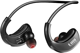 Mizzle MZ-01 Stereo Bluetooth In-Ear Headphones with mic for Gym, Running, Cycling, Jogging, Sports, Workouts, Outdoor