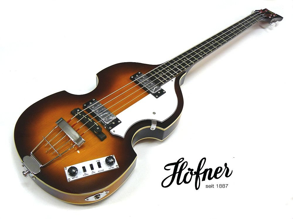 Bajo Violín/de madera de Höfner Ignition Beatles Bass: Amazon.es ...