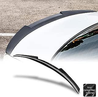 AeroBon M4 V Style Carbon Fiber Trunk Spoiler for 05-13 BMW E92 3-Series Coupe 2dr