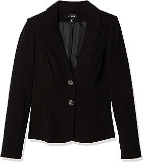 A. Byer Juniors Long Sleeve Button Welt Jacket