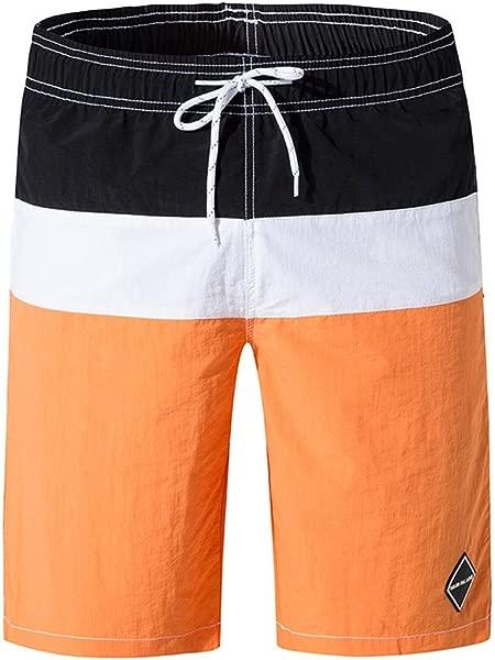 Hattfart Men S Gym Shorts Outdoor Sports Running Beach Shorts Lightweight Quick Dry Shorts With Pockets