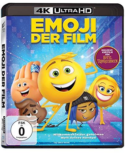 Emoji - Der Fim (4K Ultra HD) [Blu-ray]