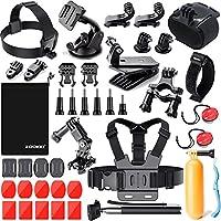 Zookki Camera Accessories Kit for Gopro Hero 7 6 5 4 3