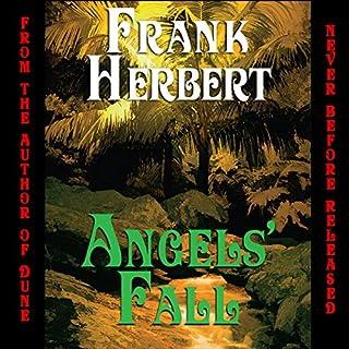 Angels' Fall audiobook cover art