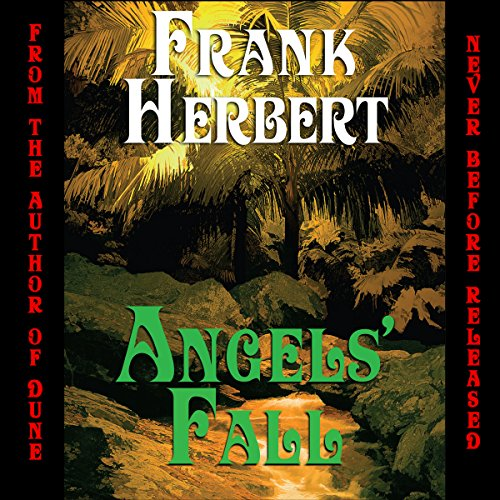 Angels' Fall audiobook cover art