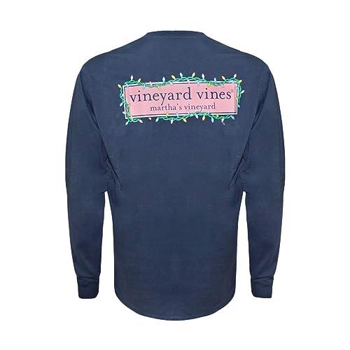 8a7933444 Vineyard Vines Mens Cotton Graphic T-Shirt
