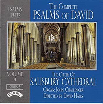 The Complete Psalms of David, Series 2, Vol. 9