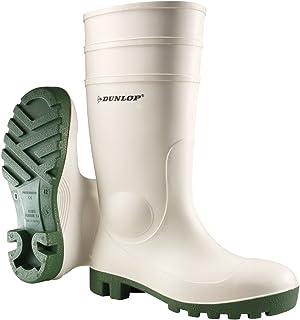 Dunlop Protective Footwear Protomastor, Bottes de sécurité Mixte adulte, Blanc (White), 40 EU