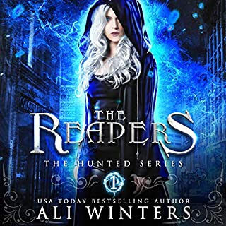 The Reapers     The Hunted Series, Book 1              By:                                                                                                                                 Ali Winters                               Narrated by:                                                                                                                                 Sarah L. Colton                      Length: 11 hrs and 29 mins     13 ratings     Overall 4.8