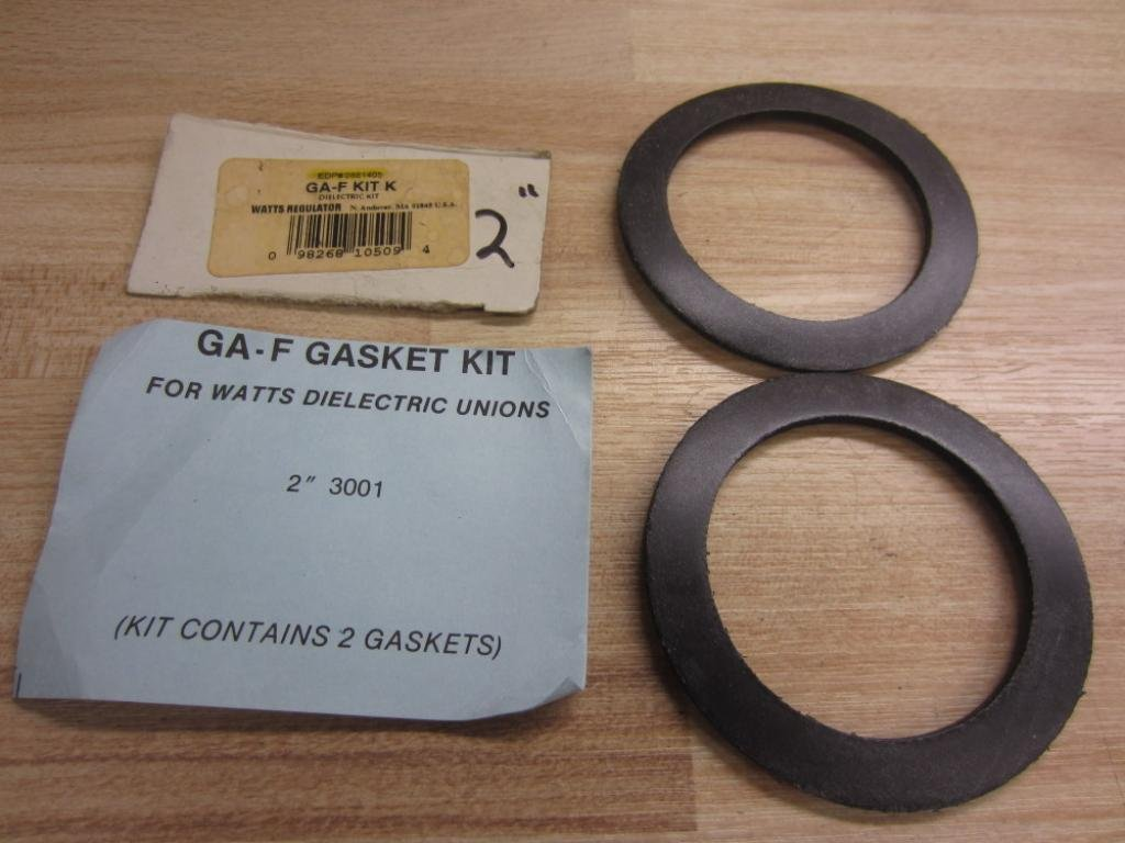 Watts Water Technology 0881405 Gasket Super beauty product restock quality top! Kit Quality inspection