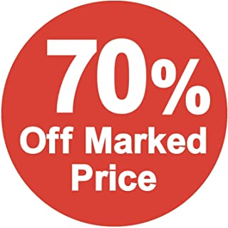 Confezione 500-35mm Audioprint Ltd 30/% Di Sconto Contrassegnato Adesivi Per Prezzo