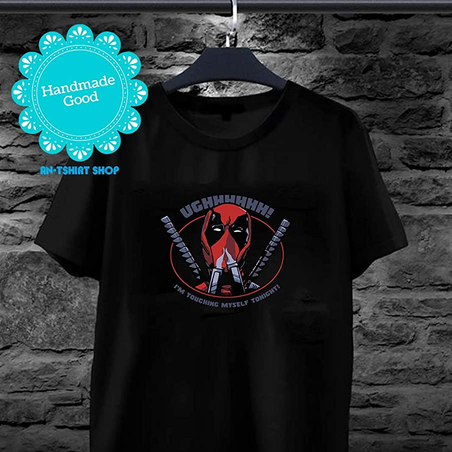 Deadpool - I'm Touching Myself Tonight T-shirt for men and women