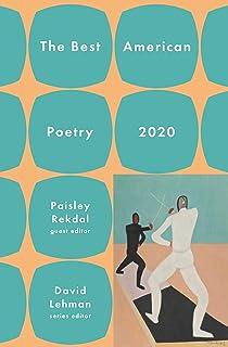 بهترین شعر آمریکایی 2020 (بهترین مجموعه شعر آمریکایی)