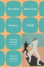 The Best American Poetry 2020 (The Best American Poetry series)