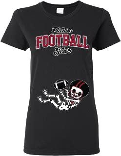 Future Football Star Atlanta Football Ladies (not Maternity) DT T-Shirt Tee