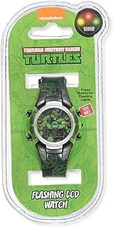 Ninja Turtles Light Up Kid's Digital Watch