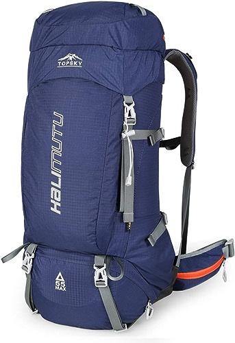 MountRise-Bags Double épaule Sac à Dos de Grande capacité de randonnée, Sac d'alpinisme Multifonctionnel de Loisirs, adapté pour la randonnée Longue Distance en Plein air, Unisexe