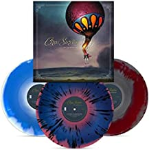 On Letting Go: Deluxe Ten Year Edition - Triple LP Set on Blue /Purple with Black Splatter,Blue/White Mix and Gray/Red Mix Vinyl LP [Condition-VG+NM]