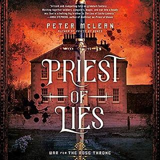 Page de couverture de Priest of Lies