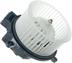 A-Premium Rear Heater Blower Motor with Fan Cage for Dodge Grand Caravan 2006-2017 Ford Expedition Jeep Commander Lincoln Navigator Chrysler Town & Country