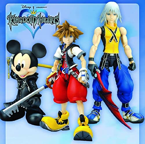 comprar marca Kingdom Hearts    Sora (KH1 version) Play Arts action figure  servicio honesto