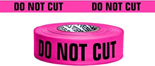 printed flagging tape