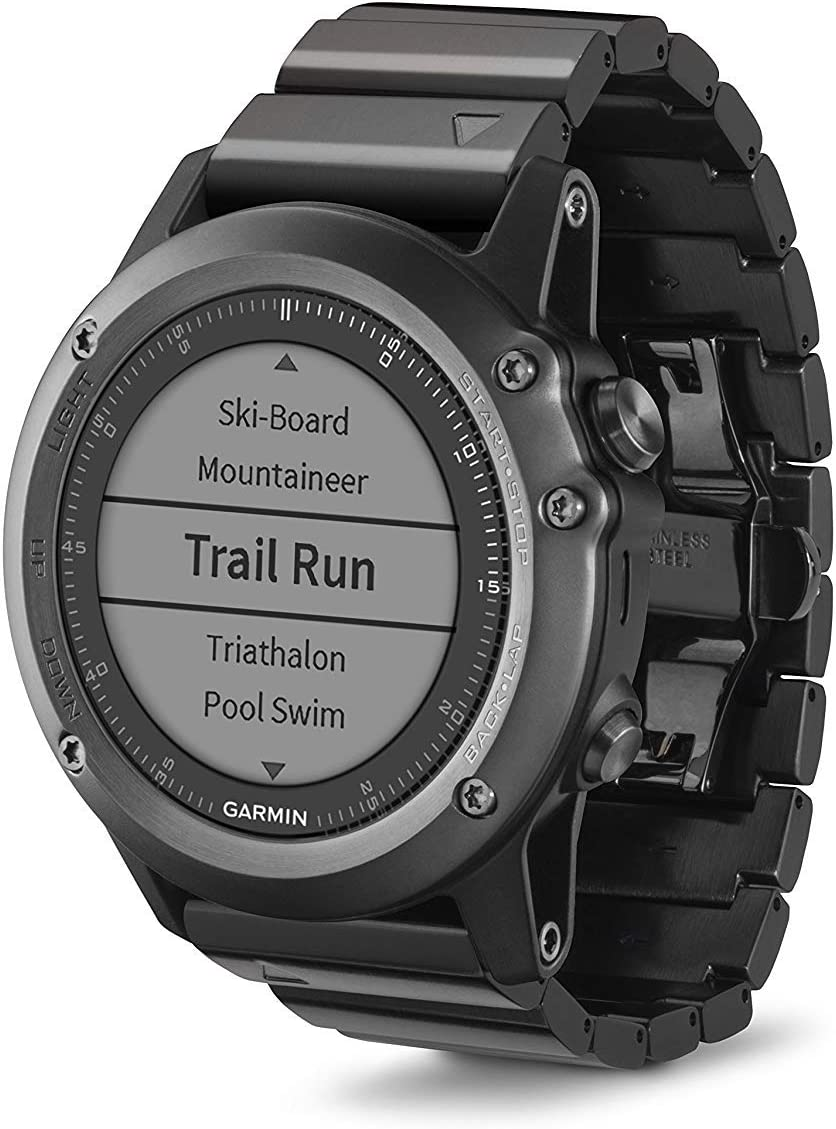 Shipping included Garmin Fenix 3 Sapphire Limited time cheap sale Multisport AW16 Watch - Training GPS