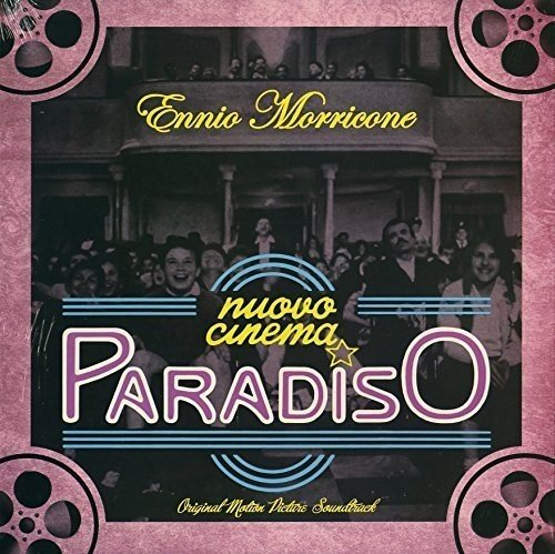 Nuovo Cinema Paradiso (Limited Edt.Solid Purple & Clear Vinyl)