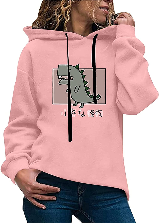 Fall Hoodies Sweatshirts for Women Long Sleeve Zip Up Coat Blouse Casual Soft Workout Outwear Tops