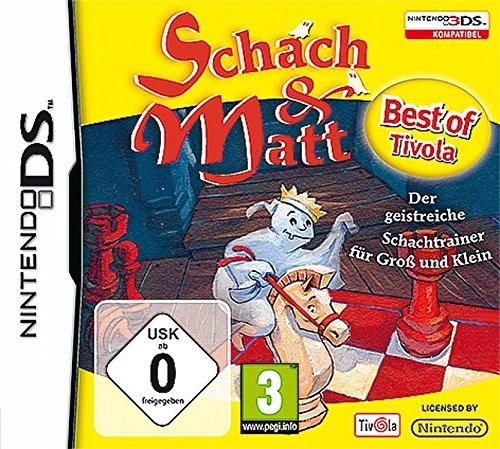 Best of Tivola: Schach & Matt - [Nintendo DS]