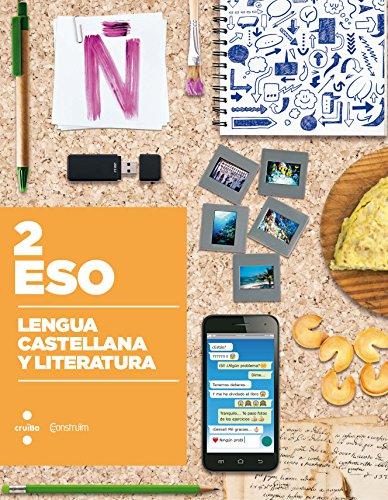 Lengua castellana y literatura. 2 ESO. Construïm - 9788466140607